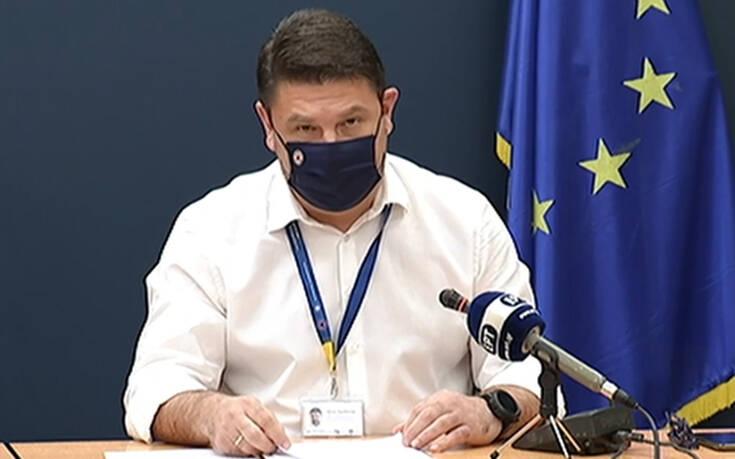 Νίκος Χαρδαλιάς: Κρίσιμη και εύθραυστη η κατάσταση στην Αττική