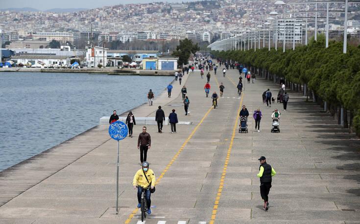 Κρίσιμη η κατάσταση με την εξάπλωση του κορονοϊού σε Θεσσαλονίκη και Σέρρες