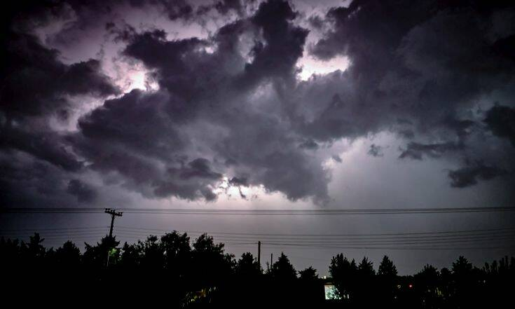 Αρναούτογλου για κακοκαιρία: Στην Κέρκυρα σε 12 ώρες έβρεξε όσο βρέχει στην Αττική σε ένα τρίμηνο