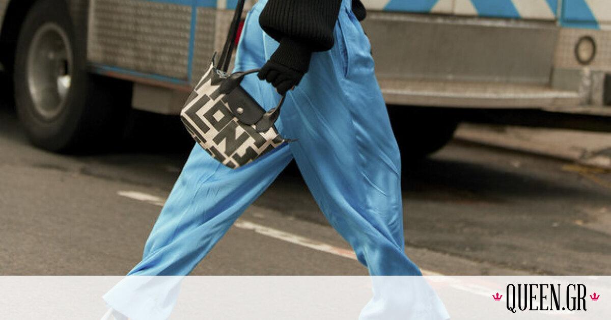 Loose pants: Πώς θα φορέσεις φέτος αυτό το άνετο & κομψό στυλ παντελονιού;