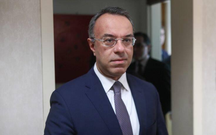 Σταϊκούρας: Μη επιστρεπτέο το 50% της επιστρεπτέας προκαταβολής σε περιοχές που έχουν πληγεί από τον κορονοϊό