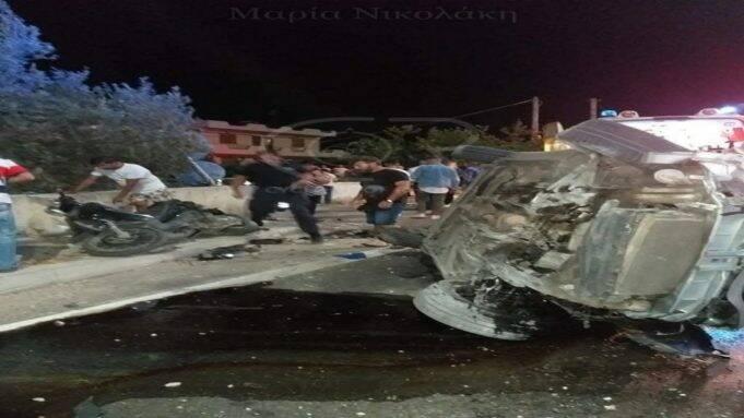 Ρόδος: Αυτοκίνητο παρέσυρε πέντε πεζούς – Σκοτώθηκε ένας 43χρονος