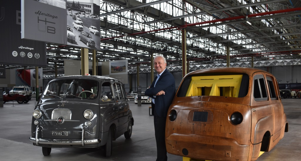 Fiat 500:Το πιο διάσημο χαμόγελο της αυτοκινητοβιομηχανίας