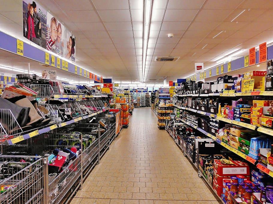 Lockdown: Πότε κλείνουν σούπερ μάρκετ, μίνι μάρκετ – Τί ισχύει με το delivery