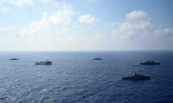 Για την τουρκική προκλητικότητα ενημερώνει το Συμβούλιο Εξωτερικών Υποθέσεων της ΕΕ ο Νίκος Δένδιας