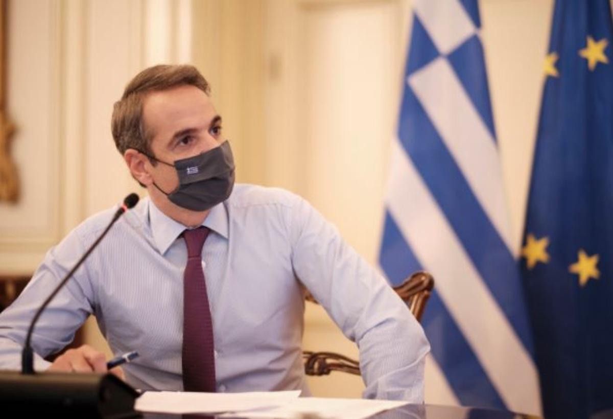"""Κ. Μητσοτάκης για Έκθεση Πισσαρίδη: Δεν """"μασάει"""" τα λόγια της για την κατάσταση της ελληνικής οικονομίας"""