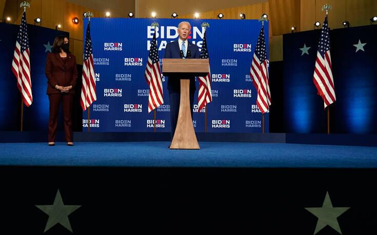 Εκλογές ΗΠΑ 2020: Εταιρεία στοιχήματος πλήρωσε ήδη 16,5 εκατ. δολάρια σε όσους πόνταραν Μπάιντεν