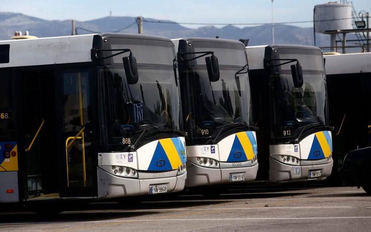 Περισσότερα από 100 λεωφορεία των ΚΤΕΛ θα ενισχύσουν τον ΟΑΣΑ από τη Δευτέρα