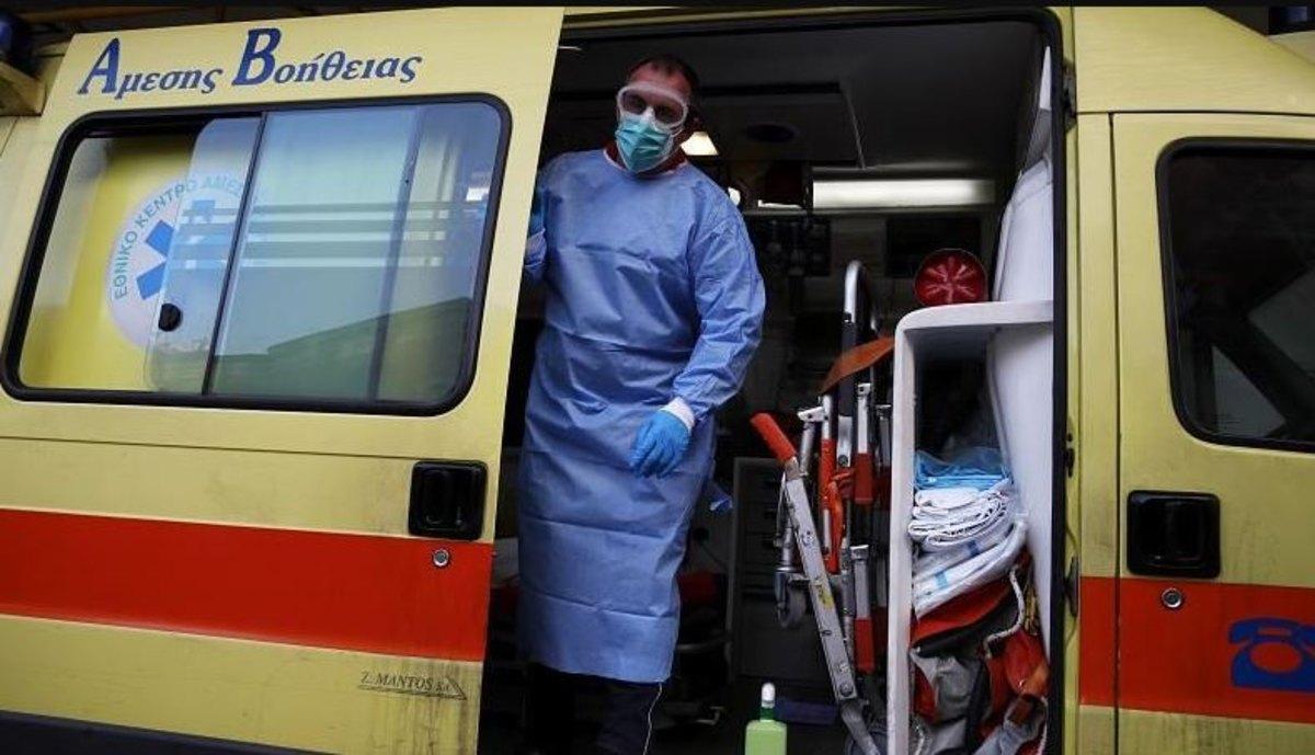 Κορωνοϊός: Έφυγε από τη ζωή 25χρονος – Το νεότερο θύμα του ιού στην Ελλάδα