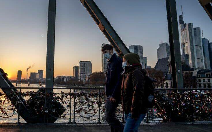 Πάνω από 1.000.000 κρούσματα κορονοϊού στη Γερμανία