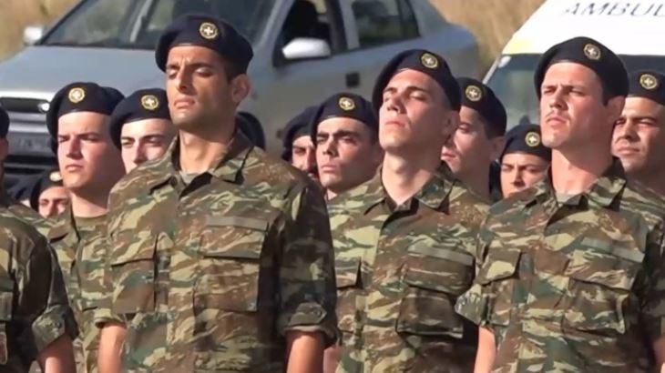Στρατιωτική θητεία: Πότε και πώς θα γίνει η αύξηση στους 12 μήνες