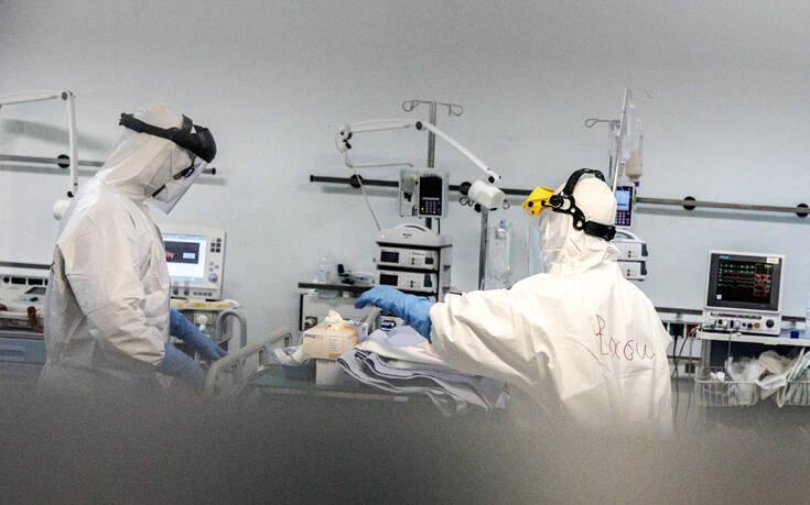 Ενισχύονται με 300 μόνιμους γιατρούς οι ΜΕΘ