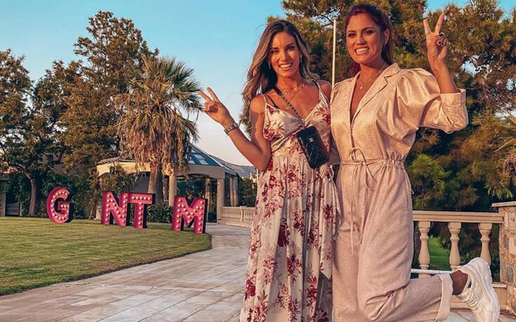 Μαίρη Συνατσάκη και Αθηνά Οικονομάκου μπήκαν στο GNTM 3 και στο Twitter έγινε χαμός