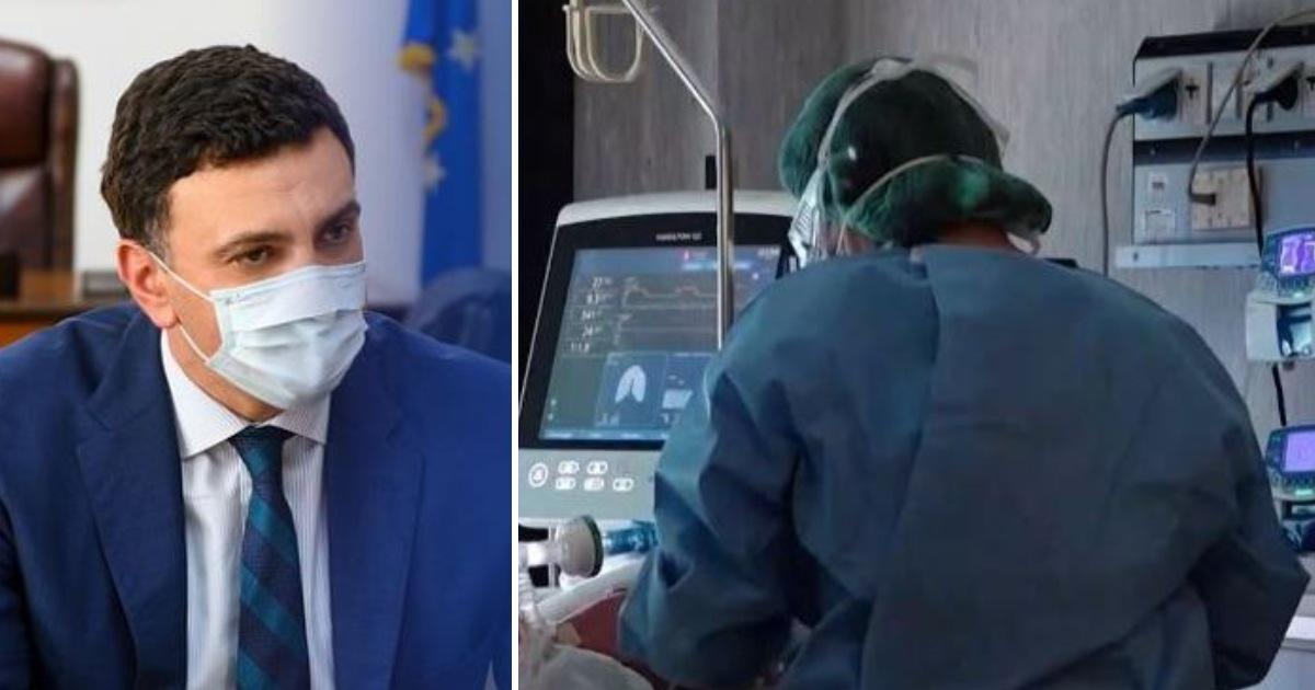 Μεγαλείο ψυχής: Ο Βασίλης Κικίλιας υποκλίνεται σε 10 νοσηλεύτριες από την Κρήτη
