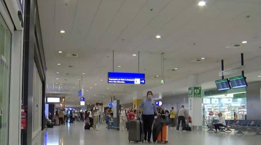 Lockdown: Κανονικά οι πτήσεις από το εξωτερικό