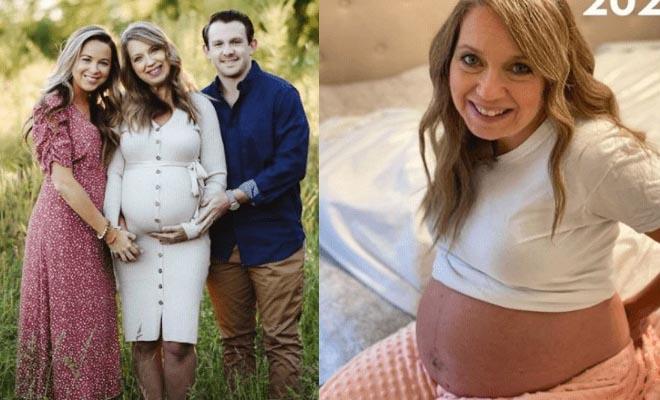 51χρονη γυναίκα γέννησε την εγγονή της επειδή η κόρη της δεν μπορούσε να κάνει παιδιά [Εικόνες]