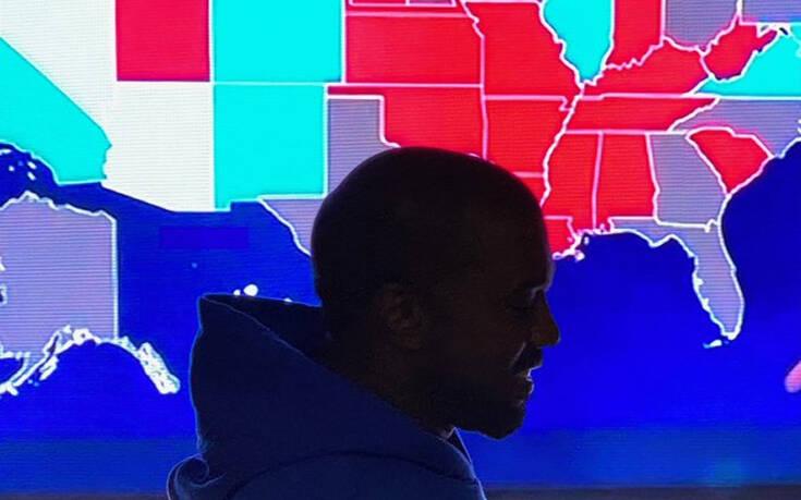 Εκλογές ΗΠΑ 2020: O Kanye West έχασε και το Twitter έσταξε φαρμάκι