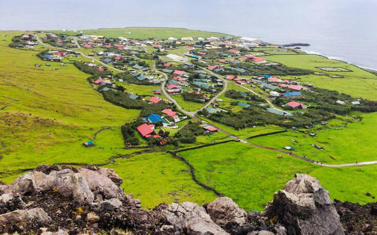 Το νησί όπου το lockdown αποτελεί μόνιμη καθημερινότητα ανέκαθεν