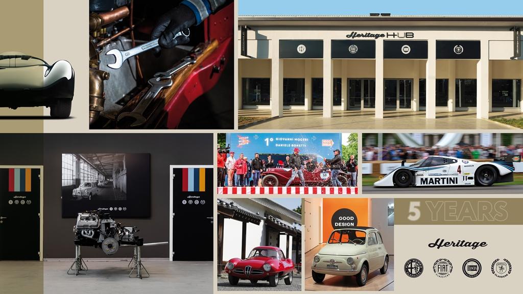 FCA Heritage: Οι «φρουροί» της Ιταλικής αυτοκινητιστικής κληρονομιάς κλείνουν πέντε χρόνια δυναμικής παρουσίας