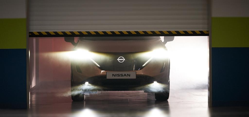 To Nissan Ariya πάτησε σε ευρωπαϊκό έδαφος!
