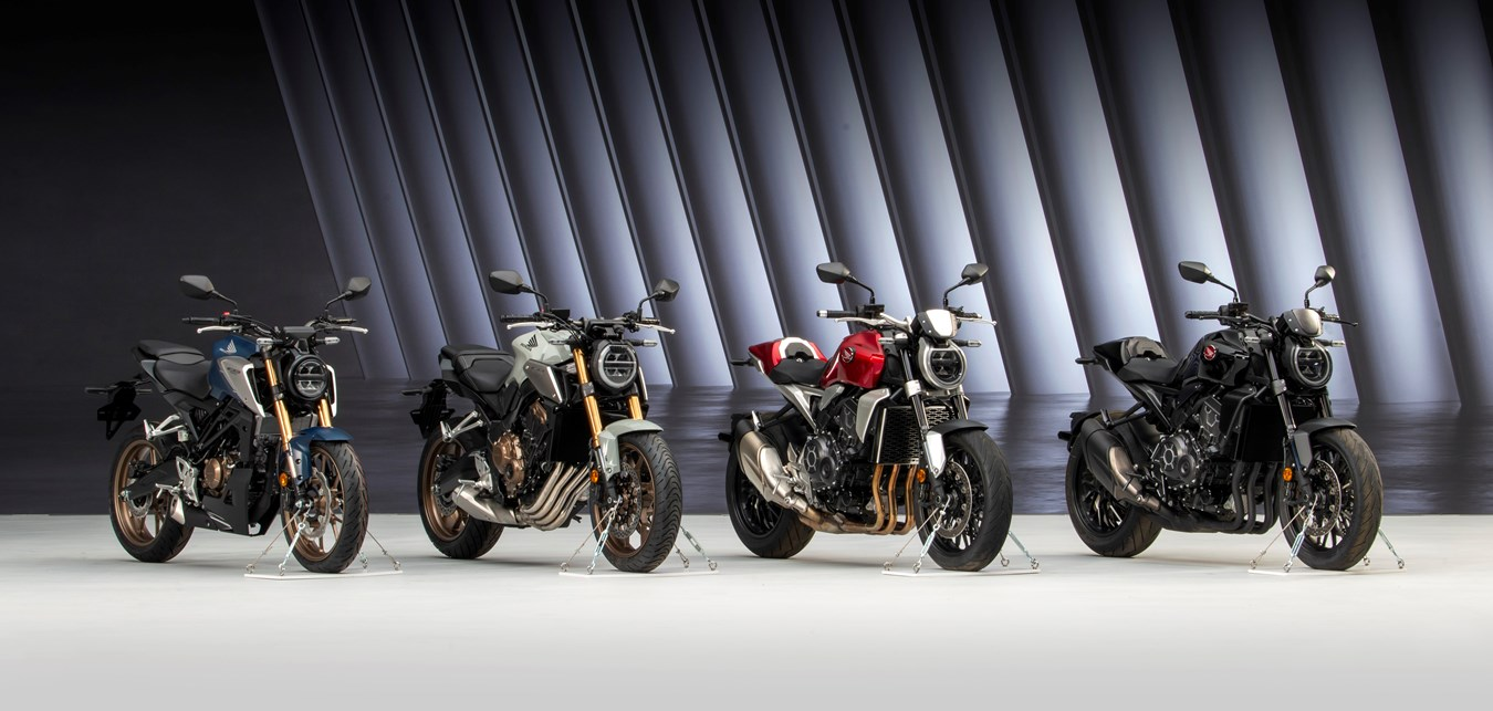 Honda: Αέρας ανανέωσης στην ευρωπαϊκή γκάμα για το 2021
