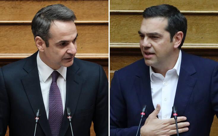 Τσίπρας για την ακύρωση της συζήτησης στη Βουλή: Προφανώς ο κ. Μητσοτάκης προτιμά μονόλογο