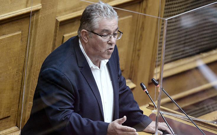 Δημήτρης Κουτσούμπας: Η Θεσσαλονίκη έχει χτυπήσει «κόκκινο» και η κυβέρνηση δεν κάνει όσα θα έπρεπε