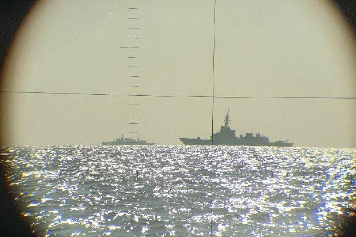 Διακλαδική άσκηση έρευνας-διάσωσης ελληνικών και κυπριακών Ενόπλων Δυνάμεων στη θαλάσσια περιοχή μεταξύ Ρόδου και Καστελόριζου