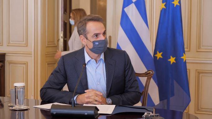 Μητσοτάκης: Αρχές του 2021 το εμβόλιο στην Ελλάδα