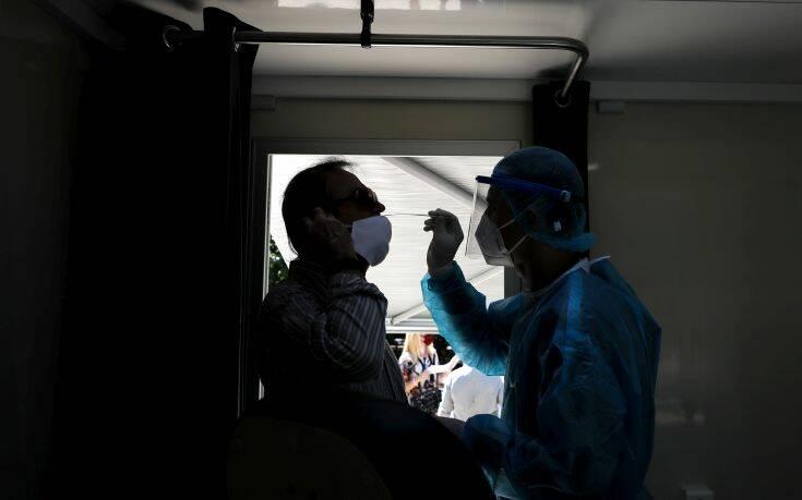 ΕΟΔΥ: Πάνω από 1.000 rapid test την Παρασκευή – Εντοπίστηκαν 33 κρούσματα κορονοϊού