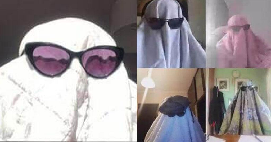 Σέρρες: Μαθητές ντύθηκαν φαντάσματα και έκαναν μάθημα μέσω διαδικτύου