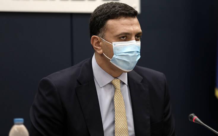 Επίθεση Κικίλια στον Τσίπρα: Χρησιμοποιεί αδίστακτα την πανδημία