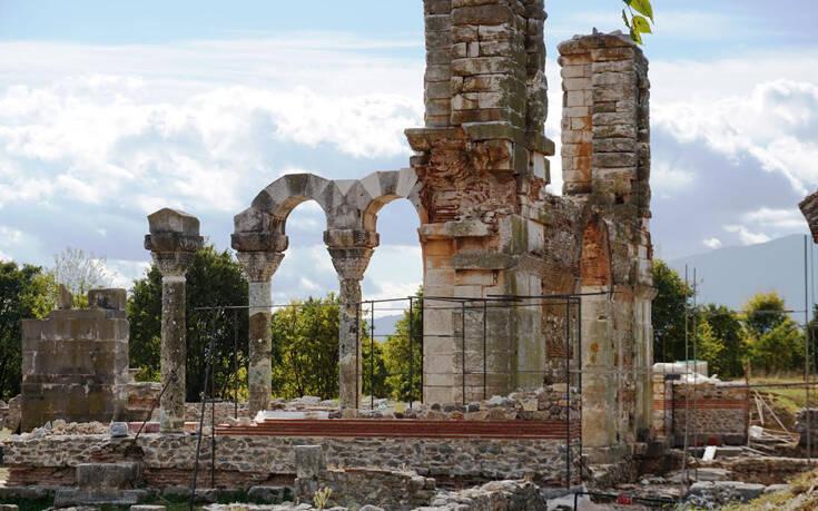 Καβάλα: Συνεχίζονται εργασίες ενοποίησης του αρχαιολογικού χώρου των Φιλίππων