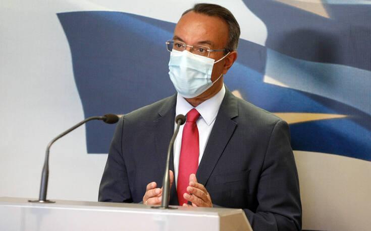 Οι ανακοινώσεις του Χρήστου Σταϊκούρα για τα νέα οικονομικά μέτρα