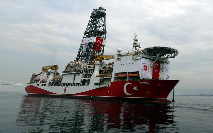 Η Κύπρος καταδικάζει την εξαγγελία της Τουρκίας για νέες παράνομες σεισμικές έρευνες