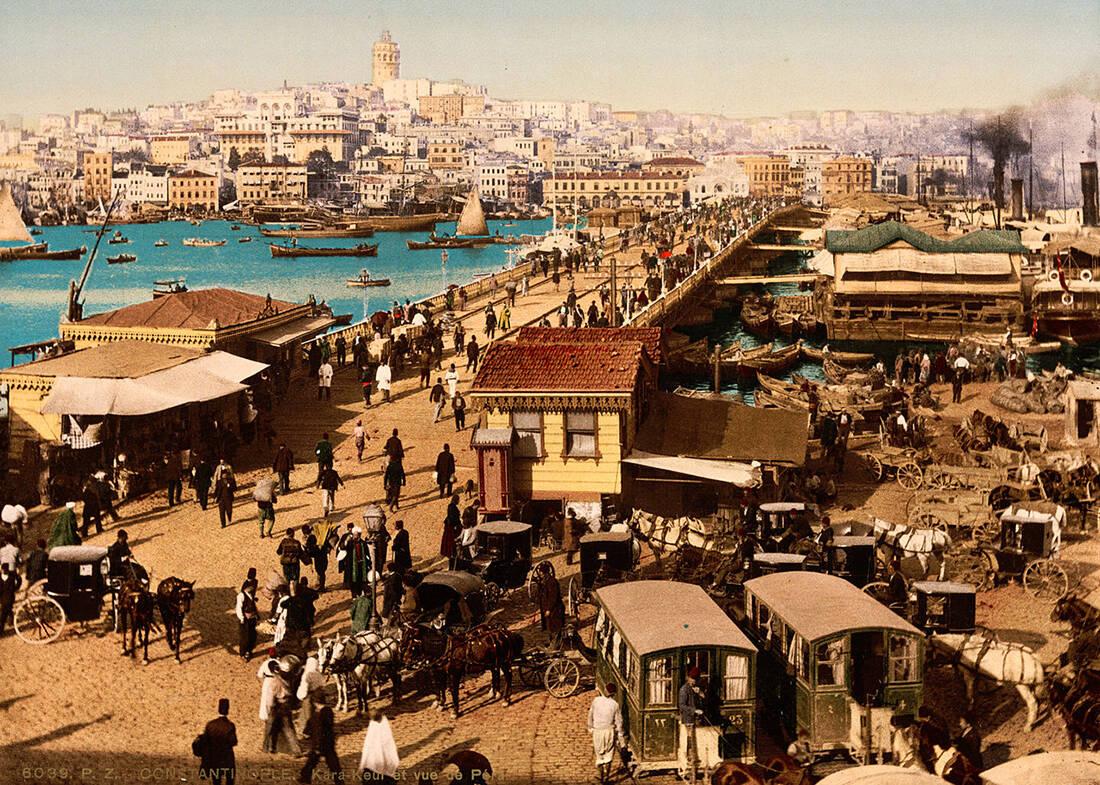 Το χρονικό μιας πτώσης: Πώς έγινε η Κωνσταντινούπολη… Ιστανμπούλ