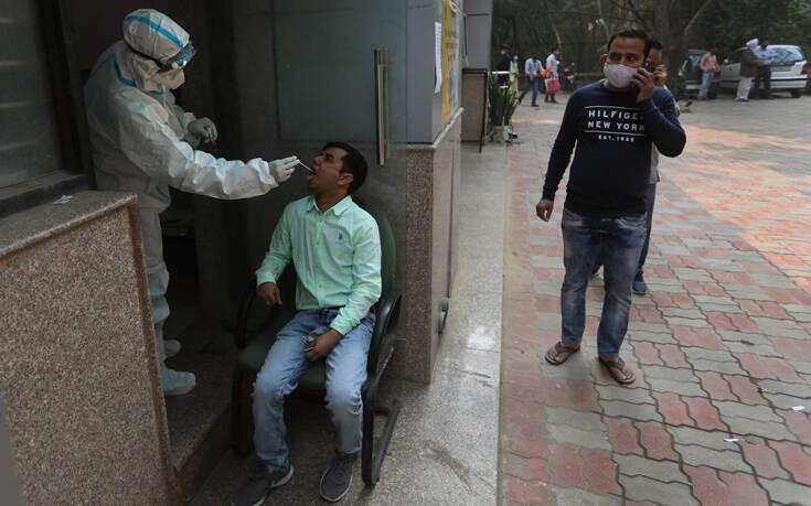 «Βράζει» η Ινδία: Πλησιάζουν τα 8,6 εκατ. τα κρούσματα – Ξεπέρασαν τους 127.000 οι νεκροί