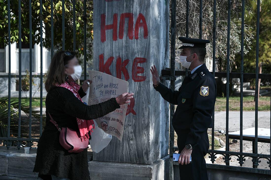 Η απαγορευμένη πορεία του Πολυτεχνείου μέσα από τα μάτια ενός δημοσιογράφου