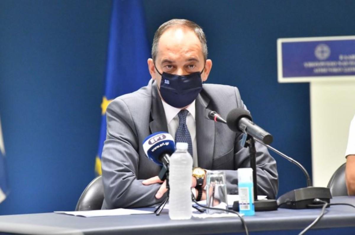 Θετικός στον κορωνοϊό ο υπουργός Ναυτιλίας Γ. Πλακιωτάκης