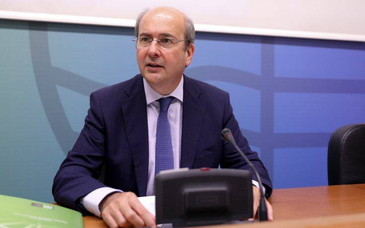 Χατζηδάκης: Επιβράβευση της ενεργειακής πολιτικής η σημερινή έκθεση της Κομισιόν