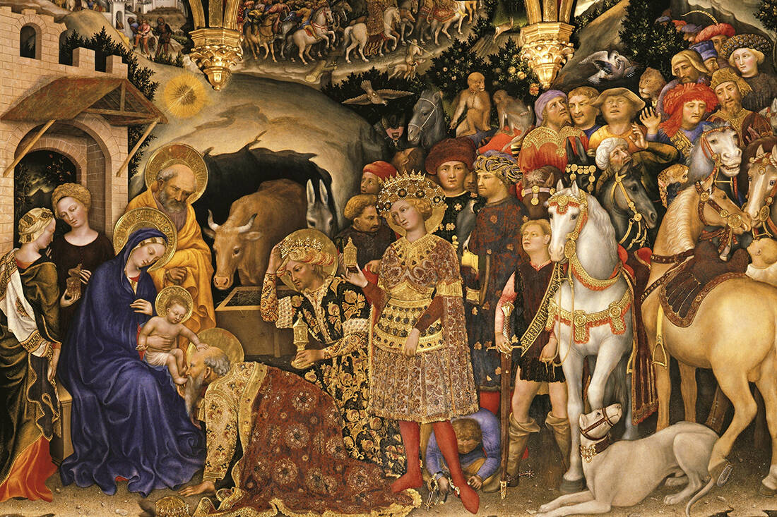 Τι απέγιναν οι τρεις μάγοι που προσέφεραν τα δώρα στον Χριστό