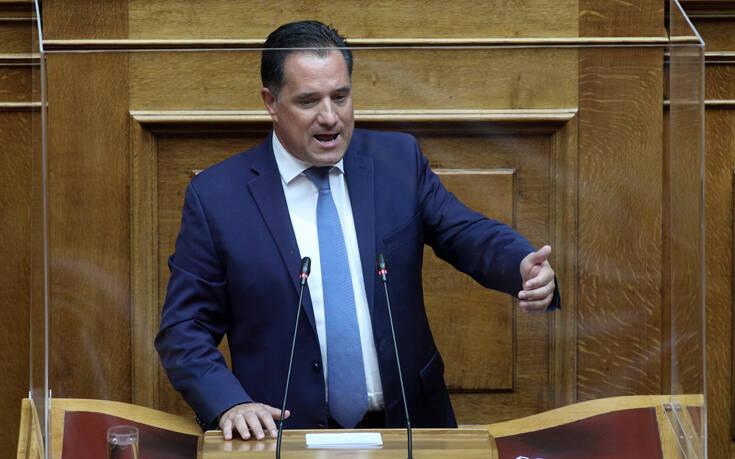 Γεωργιάδης: Επιχειρήσεις υψηλής τεχνολογίας και σημαντικές επενδύσεις στην Ελλάδα