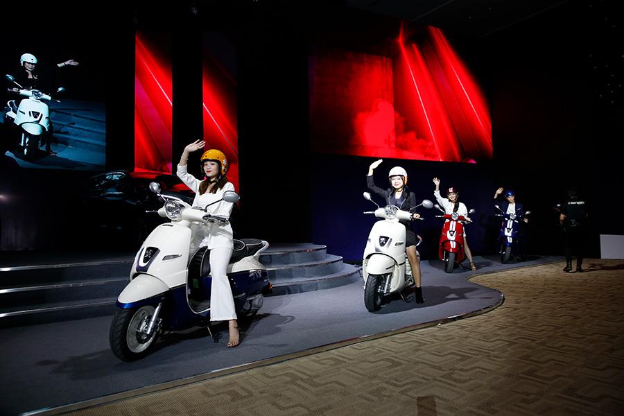 Η Peugeot Motocycles επεκτείνεται στο Βιετνάμ