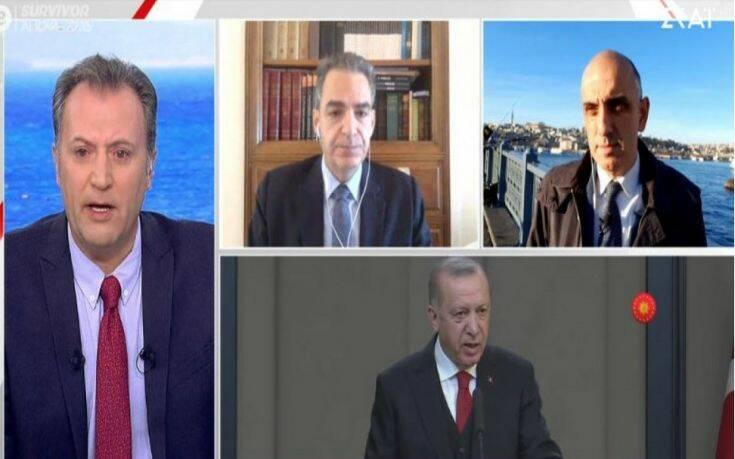Συρίγος: Η Τουρκία εμφανίζει ανησυχητικές ομοιότητες με τη ναζιστική Γερμανία