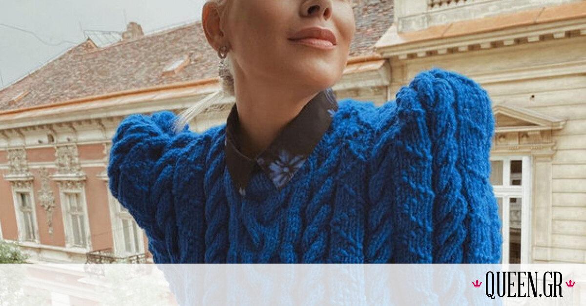 Screen Style: Mε αυτά τα πουλόβερ θα κάνεις τις πιο cozy εμφανίσεις στο Zoom