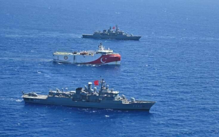 Γερμανικό ΥΠΕΞ για την Ανατολική Μεσόγειο: Δεν διαφαίνεται λύση – Αναγκαία η συζήτηση