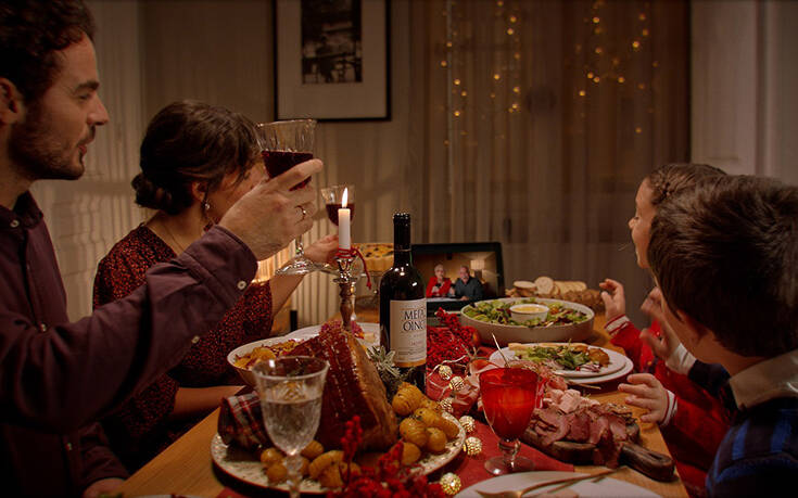 ΑΒ Βασιλόπουλος: Μαζί κάνουμε και αυτά τα Χριστούγεννα μαγικά
