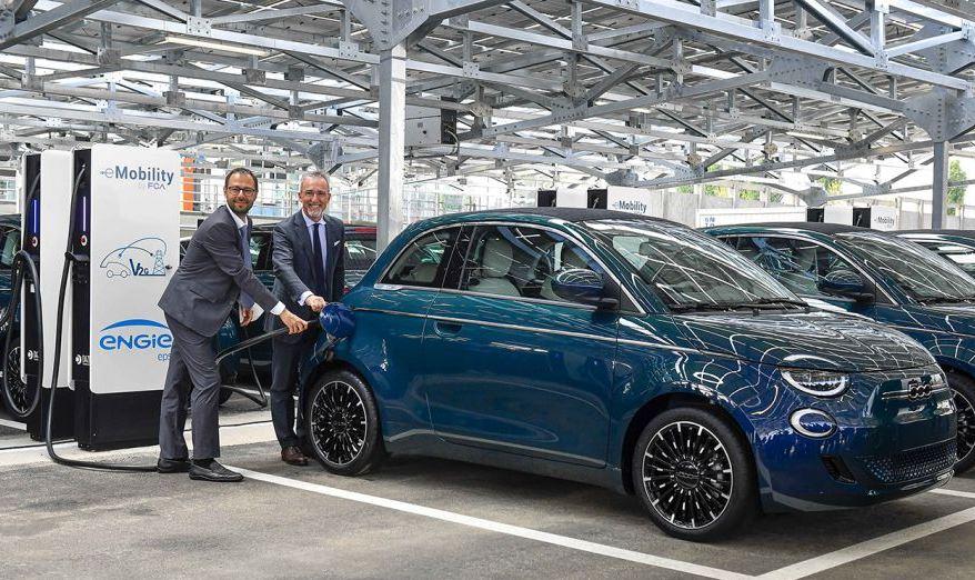 Οι Fiat Chrysler Automobiles και η ENGIE EPS ενώνουν τις δυνάμεις τους για τη βιώσιμη αυτοκίνηση μέσω των δικτύων V2G