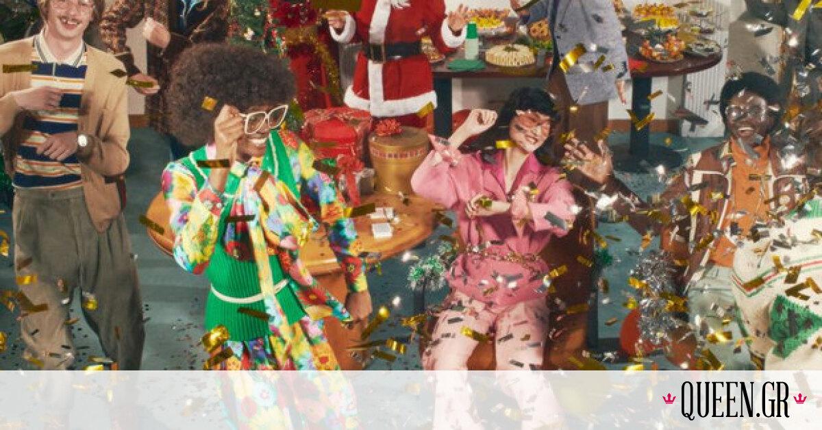 Οι πιο λαμπερές χριστουγεννιάτικες καμπάνιες των μεγαλύτερων οίκων μόδας