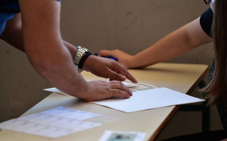 Σε ισχύ για τη φετινή Α' Λυκείου η Τράπεζα Θεμάτων Διαβαθμισμένης Δυσκολίας